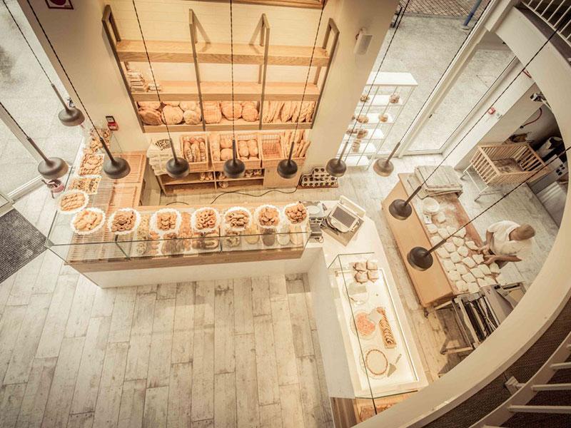diseño integral de pastelerías y panaderías