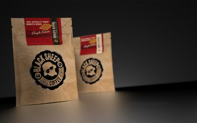 #Packaging muy cafetero
