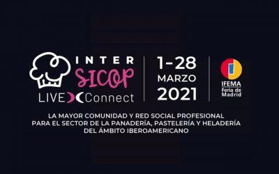 InterSICOP LIVEConnect, clave para el sector de la panadería, pastelería y heladería